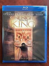 One Night with The King Blu-ray Free Ship New USA