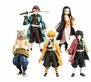 Anime Demon Slayer: Kimetsu no Yaiba Kamado Figure Tainjirou Nezuko Giyuu 16cm