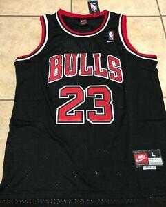 Classics Chicago Bulls Windy City Mesh Basketball Jersey Ball Sport Top Black