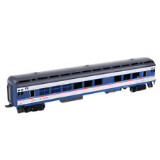 Scale Simulation Train Carriage Model Diecast Vehicle Car Toy Railroads B