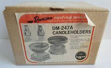 Duncan 1967 Slip Casting Mold DM-247A Candle Holder VERY RARE Ceramic Porcelain