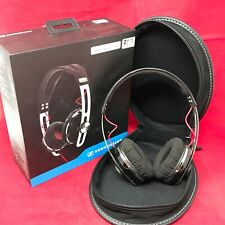 Sennheiser MOMENTUM On-Ear 505795 Over Ear Wired BLACK Headphones NO AUDIO CABLE