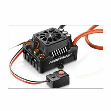 Hobbywing 30103201 EZRUN Max8-V3 Brushless ESC + Program Card w/ Trax Plug 1/8 S