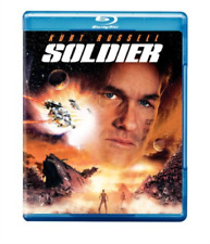 Soldier 0883929179749 With Kurt Russell Blu-ray Region a