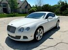2012 Bentley Continental GT Mulliner Edition 2012 Bentley Continental GT Mulliner Edition 35990 Miles Glacier White 2D Coupe