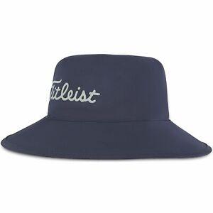 TITLEIST STADRY BUCKET HAT - NAVY BLUE - SIZE M/L