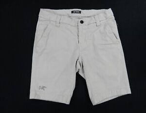 Arc'teryx Trim Fit Casual Hiking Travel Shorts (Mens 30) Gray