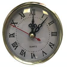80mm Quartz Clock Insertion Movement [Single]