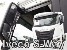 2 Deflettori Aria Antiturbo Iveco S-Way 2019 in poi 2 porte