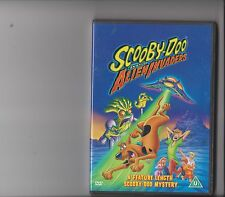 SCOOBY DOO AND THE ALIEN INVADERS DVD KIDS