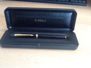 Parker Ellipse fountain pen