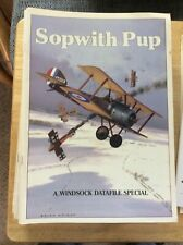 WINDSOCK DATAFILE SPECIAL SOPWITH PUP -  PB