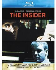 The Insider [New Blu-ray] Ac-3/Dolby Digital, Dolby, Digital Theater System, D