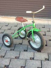 Alter DDR Dreirad Kinder VEB Stahlmöbelbau Haldensleben Spielzeug Luftroller