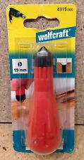 Wolfcraft  Handsenker  3 Schneiden 19mm   4315000