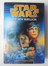 STAR WARS THE NEW REBELLION BY KRISTINE KATHRYN RUSCH HB BOOK 1996
