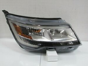 2016 2017 2018 2019 FORD EXPLORER OEM RIGHT LED 14 WIRE TYPE HEADLIGHT T1