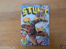 STUNT COMIC DUTCH NO 12,DE GOUDEN HELM,HARLEY,HD