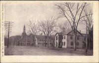 Thomaston CT Main St. c1905 Postcard