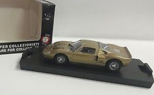 BANG 1:43 - FORD GT 40 STRADALE GOLD - ORO  - 7071 - [M-7]