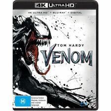 Venom (Blu-ray, 2019, 2-Disc Set)