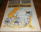 CHARLIE HEBDO..N°131 de 1973 /.Nv RACE LES CHIENS MINISTRES .Couverture de GEBE