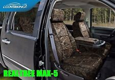 Coverking Realtree Solid MAX-5 Camo Front Seat Covers for Dodge Ram 1500