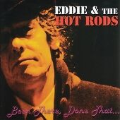 Eddie & The Hot Rods Been There Done That CD NEW SEALED