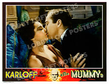 THE MUMMY LOBBY SCENE CARD # 7 POSTER 1932 ZITA JOHANN DAVID MANNERS