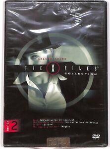 EBOND The X files Stagione 7 Vol. 2 DVD EDITORIALE D574520
