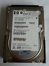 72,8 B hp BD07289BB8 10K ULTRA320 SCSI 80 Pin General Overhaul