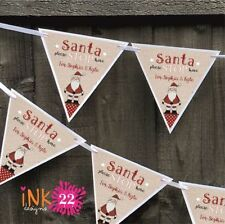 Christmas Unbranded Party Buntings