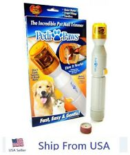 Dog & Cat nails Pedipaws New Pet Nail Trimmer Ship From USA seller
