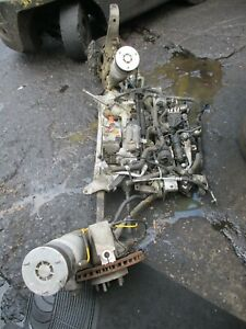 2016 TESLA MODEL S Complete Subframe with all electronic control modules (Used)