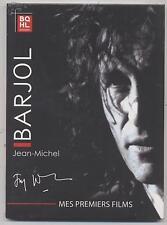 NEUF DVD BARJOL JEAN MICHEL MES PREMIERS FILMS SOUS BLISTER CINEASTE AUTEUR