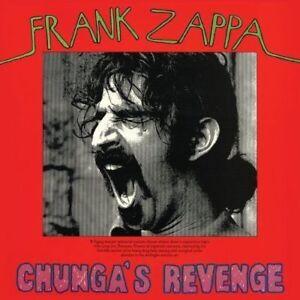 Frank Zappa - Chunga's Revenge Neuf CD