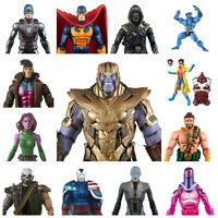 Marvel Legends: X-Men, Avengers Endgame, Spider-Man, Deadpool, Black Panther