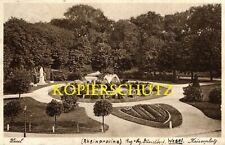 AK Historische Ansichtskarte  Wesel  Kaiserplatz  1930