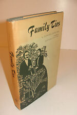 Family Ties by Clarice Lispector 1st/1st 1960 University Of Texas Hardcover