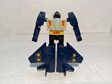 Gobots Machine Robo Leader 1 Blue Mr-25 Tonka 1985