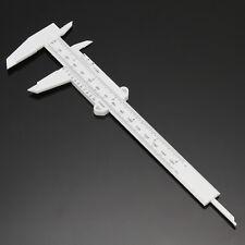 2 x Eyebrow Measure Caliper Microblading Gauge Brow Ruler Permanent Makeup Tool