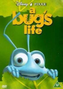 Disney Pixar A Bug's Life DVD New & Sealed