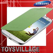 Samsung Original Flip Cover EF-FI950B Grün f. Galaxy S4 GT-I9505,Hülle,Case,NEU