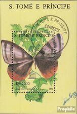 Used 1996 Marine complete Issue Sao Tome E Principe Block363
