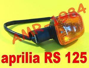 FANALINO FRECCIA APRILIA RS 125 DAL 1992 AL 1998  ORIGINALE AP8112687