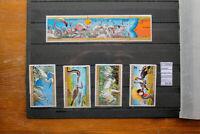 STAMPS SENEGAL BIRDS YVERT N°A134/39 MNH** (F116593)