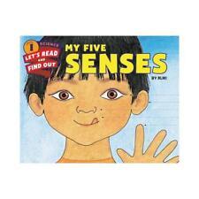 My Five Senses by Aliki, Aliki (illustrator)