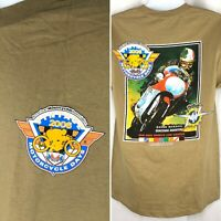 AMA Vintage Motorcycle Days 2006 Lexington Ohio L T-Shirt Large Mens NOS Agusta
