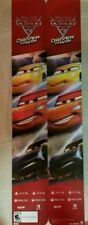 CARS DRIVEN TO WIN SWITCH PS4 XBOX ONE   Poster  RARE Store Display. New