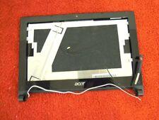 Acer D260-2919 NAV70 Lid - LCD Back Cover Bezel Webcam WiFi Antenna #488-97